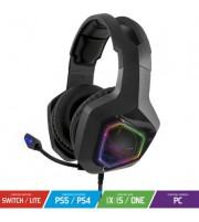 Auriculares Gaming con Micrófono Spirit of Gamer Elite-H50/ Jack 3. 5