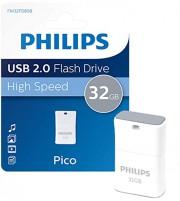 PHILIPS USB 2.0  32GB PICO GREY