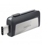 PENDRIVE SANDISK DUAL USB TIPO-C ULTRA - 32GB - CONECTORES USB-A Y USB TIPO-C - 150MB/S LECTURA - USB 3.1