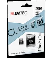 EMTEC MICRO SDHC 32 GB CLASE 10